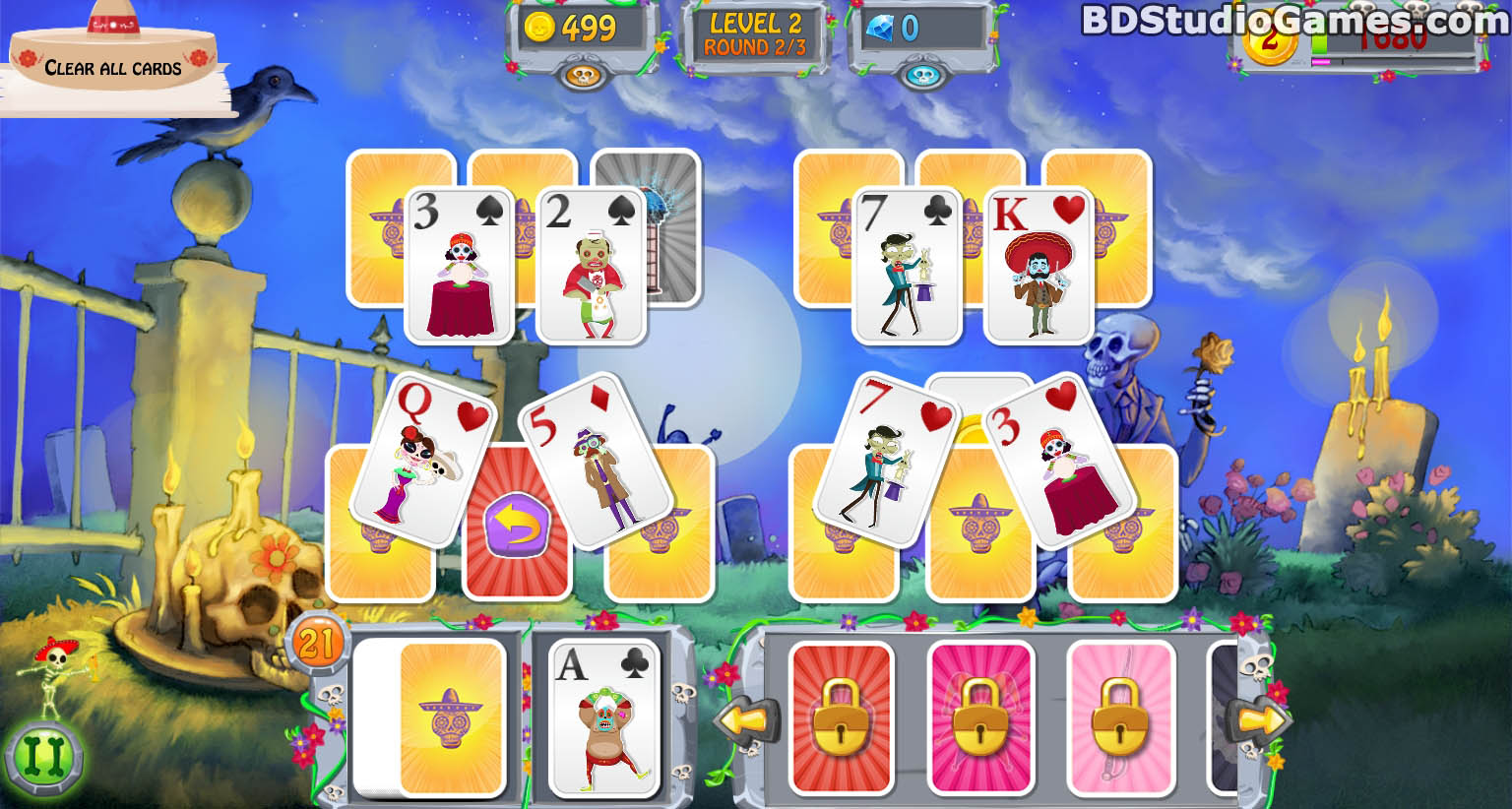 Day of the Dead: Solitaire Collection Free Download Screenshots 17