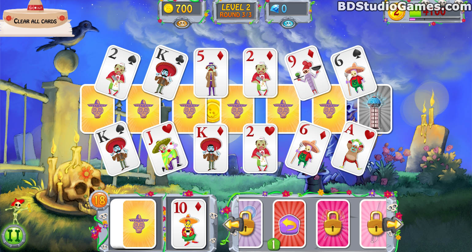 Day of the Dead: Solitaire Collection Free Download Screenshots 18