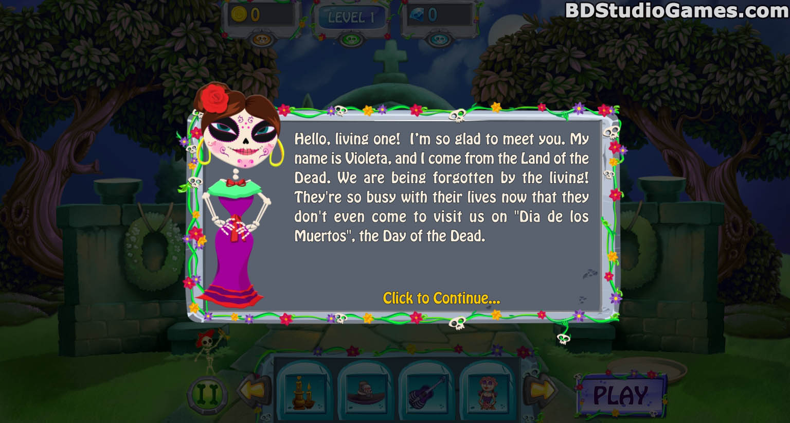 Day of the Dead: Solitaire Collection Free Download Screenshots 02