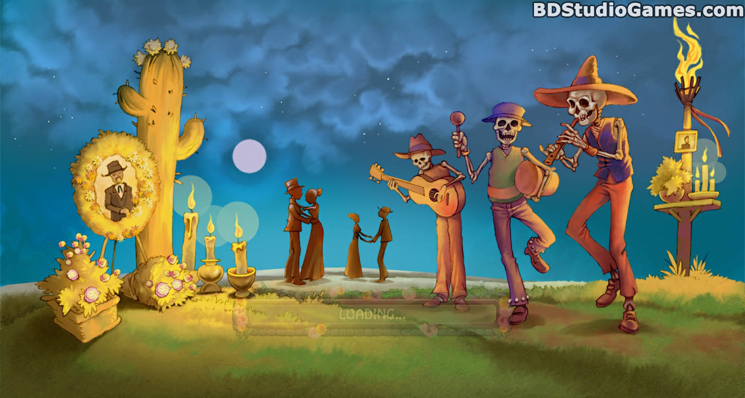 Day of the Dead: Solitaire Collection Free Download Screenshots 05