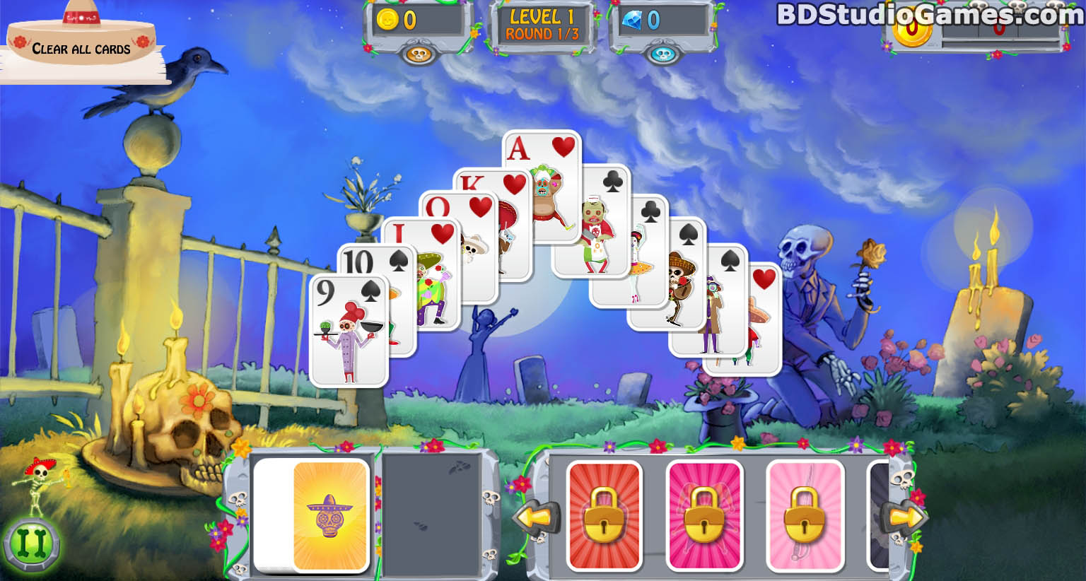 Day of the Dead: Solitaire Collection Free Download Screenshots 06