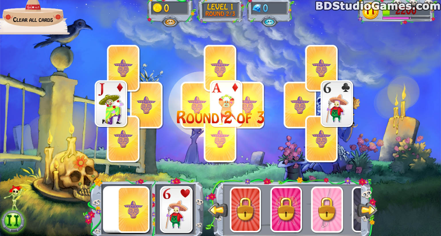 Day of the Dead: Solitaire Collection Free Download Screenshots 07