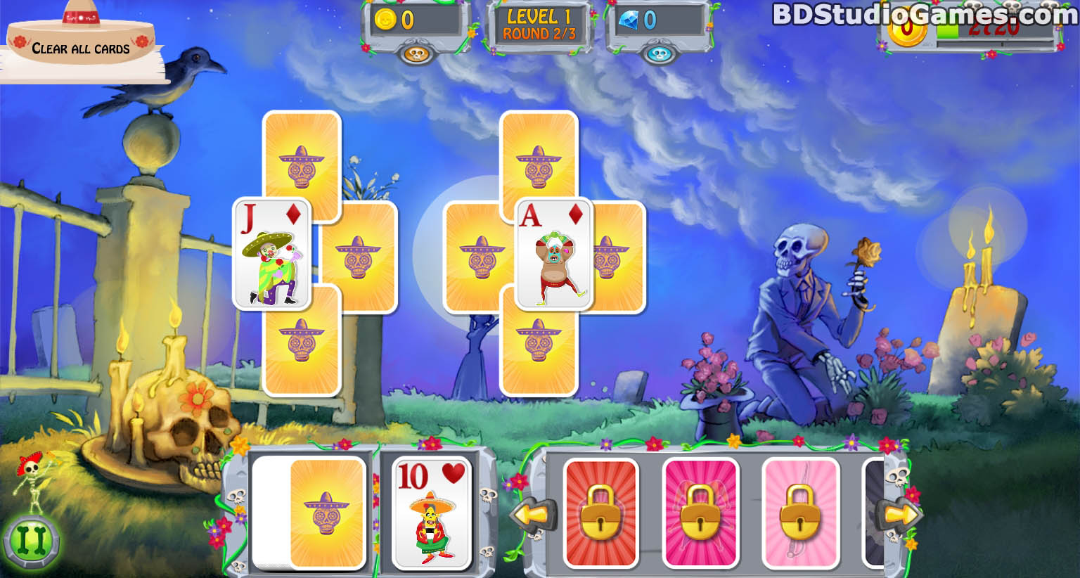 Day of the Dead: Solitaire Collection Free Download Screenshots 08
