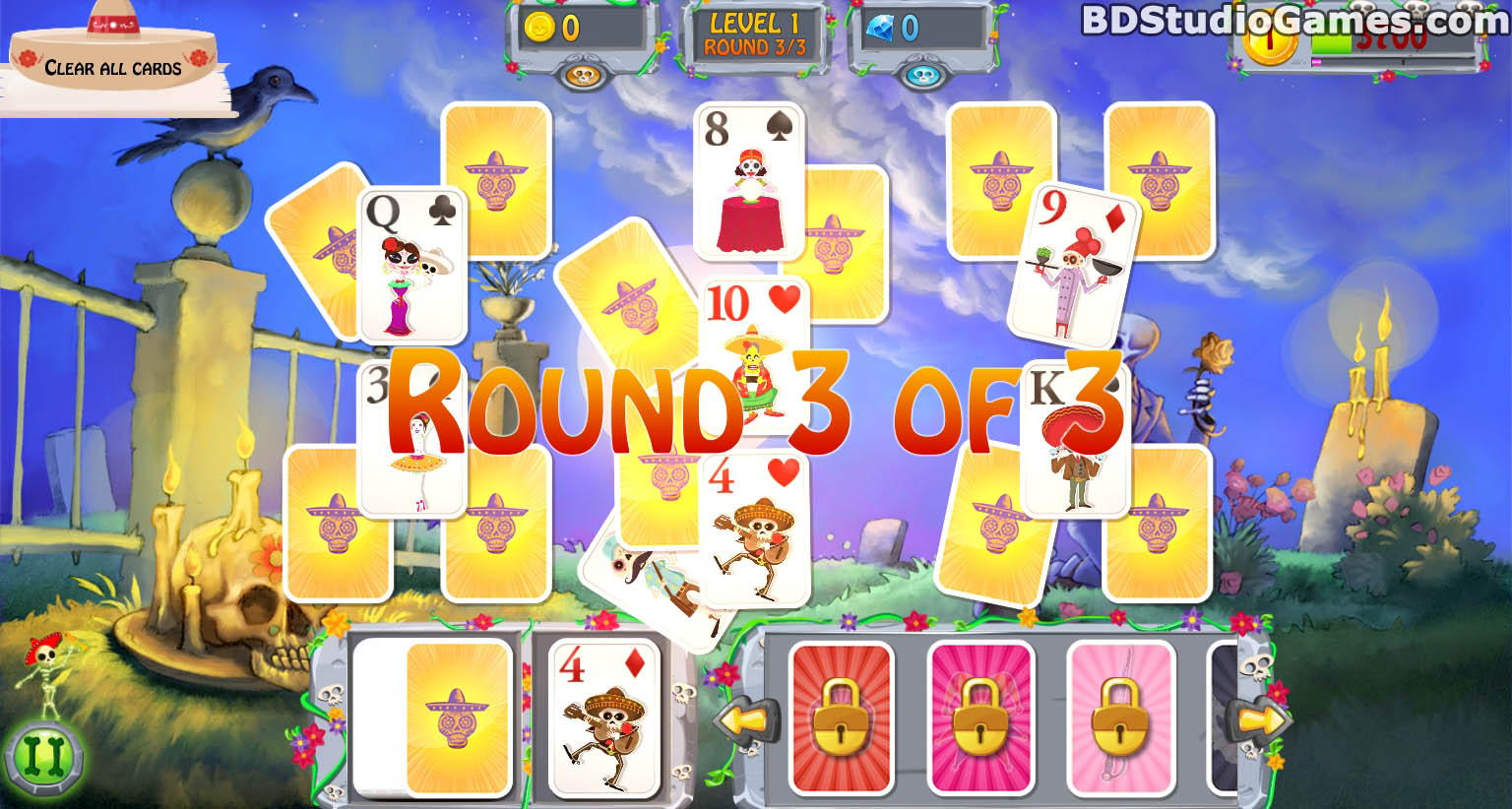 Day of the Dead: Solitaire Collection Free Download Screenshots 09