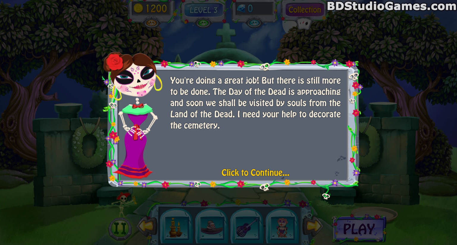 Day of the Dead: Solitaire Collection Trial Version Free Download Full Version Buy Now Screenshots 11