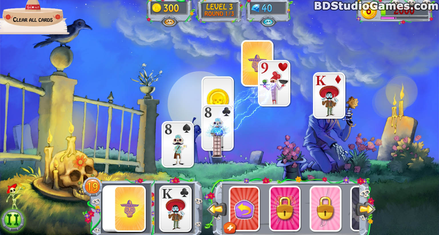 Day of the Dead: Solitaire Collection Trial Version Free Download Full Version Buy Now Screenshots 15