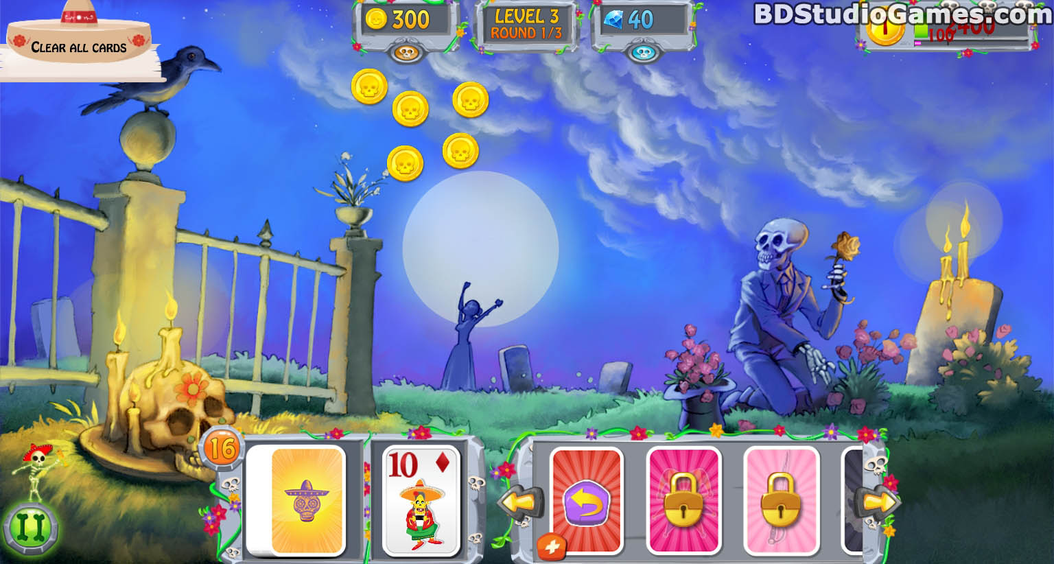 Day of the Dead: Solitaire Collection Trial Version Free Download Full Version Buy Now Screenshots 16