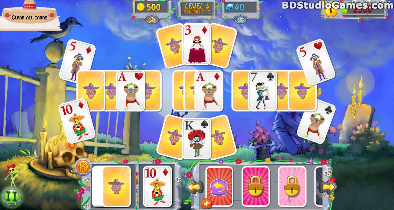 Day of the Dead: Solitaire Collection Trial Version Free Download Full Version Buy Now Screenshots 17