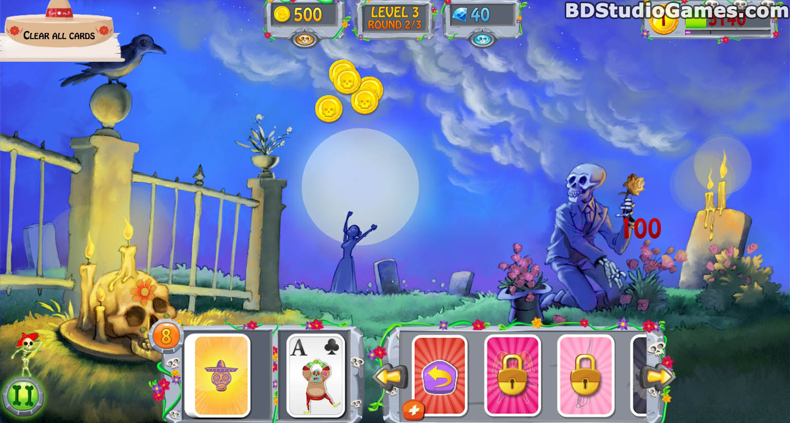Day of the Dead: Solitaire Collection Trial Version Free Download Full Version Buy Now Screenshots 18