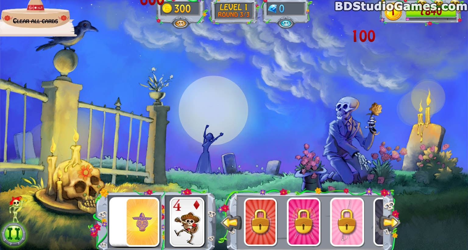 Day of the Dead: Solitaire Collection Trial Version Free Download Full Version Buy Now Screenshots 03