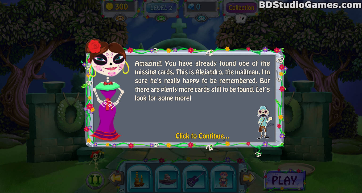 Day of the Dead: Solitaire Collection Trial Version Free Download Full Version Buy Now Screenshots 04