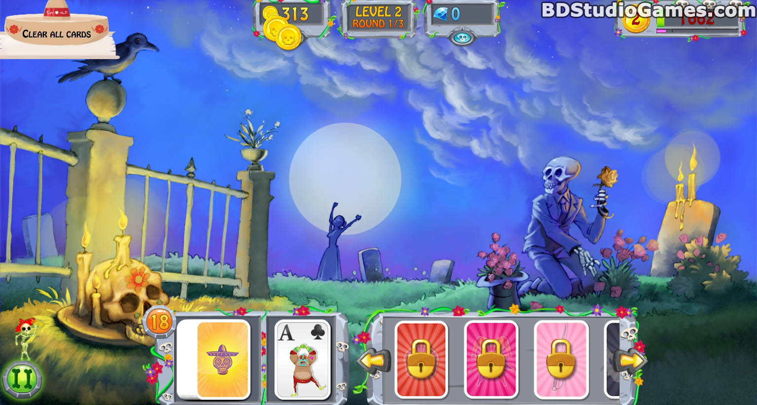 Day of the Dead: Solitaire Collection Trial Version Free Download Full Version Buy Now Screenshots 09