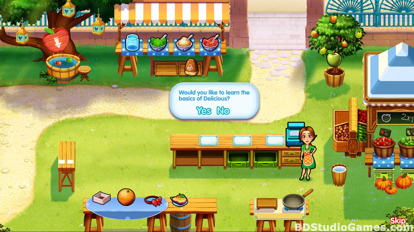 Delicious: Emily's Road Trip Collector's Edition Free Download Screenshots 04