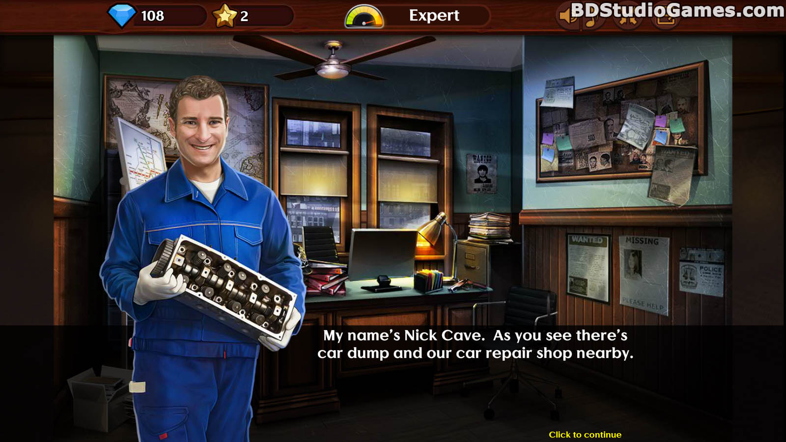 Detective Investigations Free Download Screenshots 14