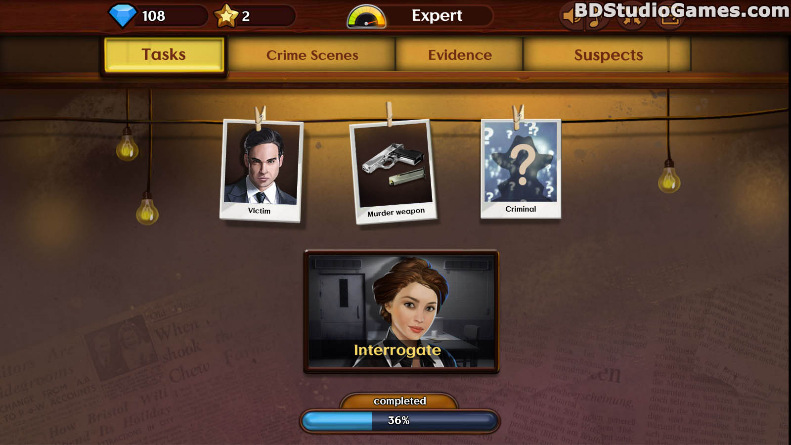 Detective Investigations Free Download Screenshots 17