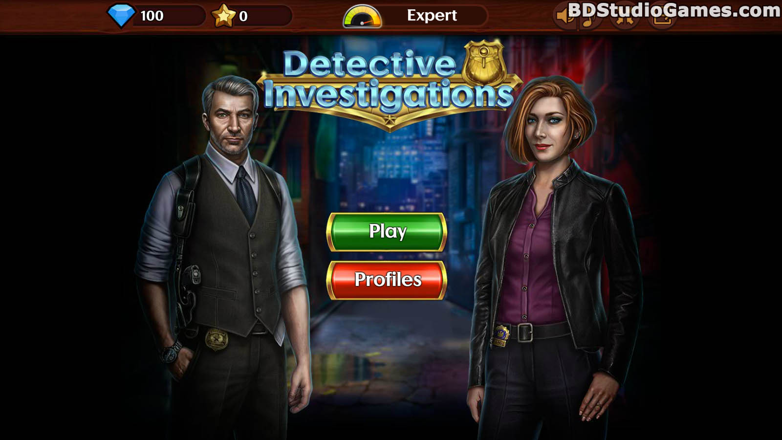 Detective Investigations Trial Version Free Download Full Version Buy Now Screenshots 01