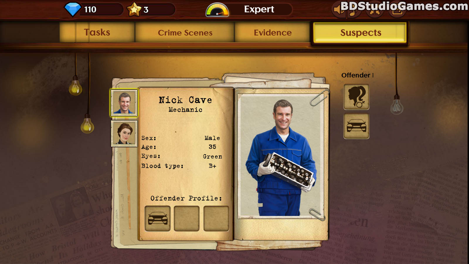 Detective Investigations Trial Version Free Download Full Version Buy Now Screenshots 13