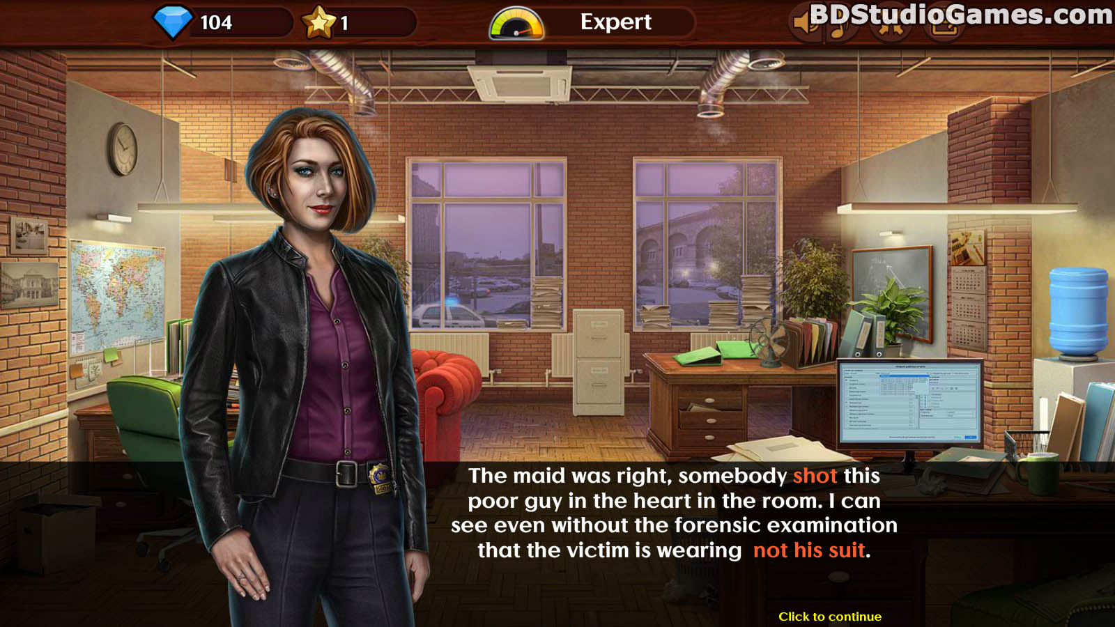 Detective Investigations Trial Version Free Download Full Version Buy Now Screenshots 02