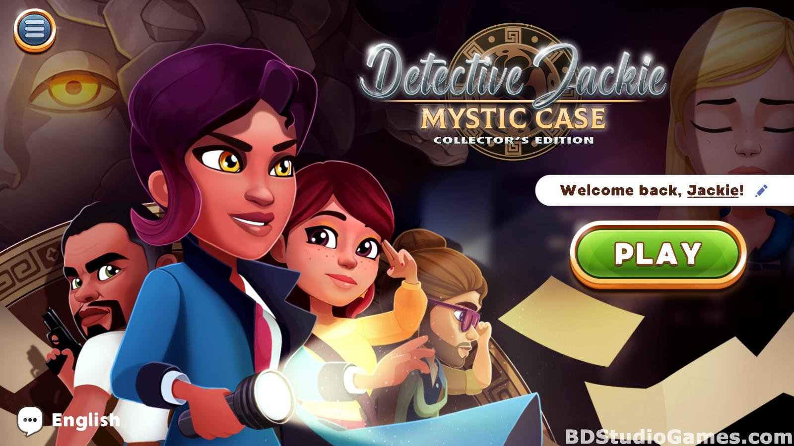 Detective Jackie: Mystic Case Collector's Edition Game Download Screenshots 01