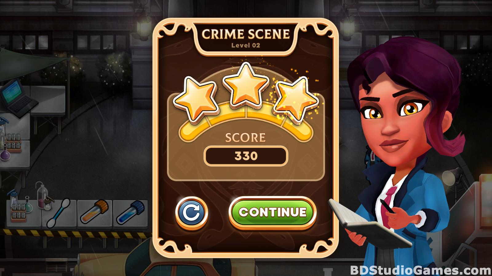 Detective Jackie: Mystic Case Collector's Edition Game Download Screenshots 12