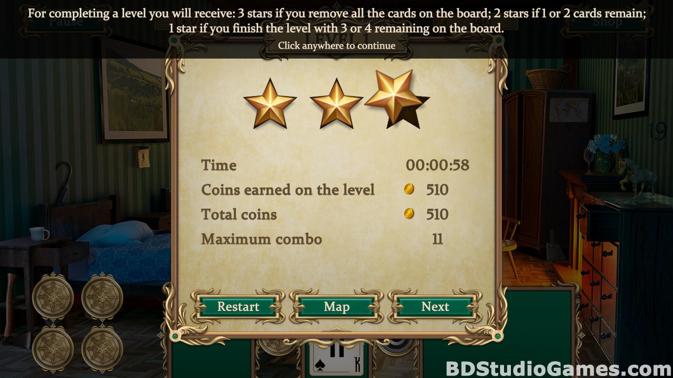 Detective Notes: Lighthouse Mystery Solitaire Free Download Screenshots 10
