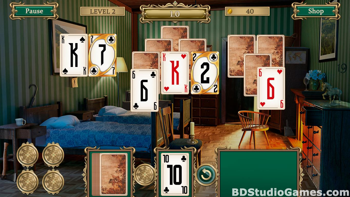 Detective Notes: Lighthouse Mystery Solitaire Free Download Screenshots 11