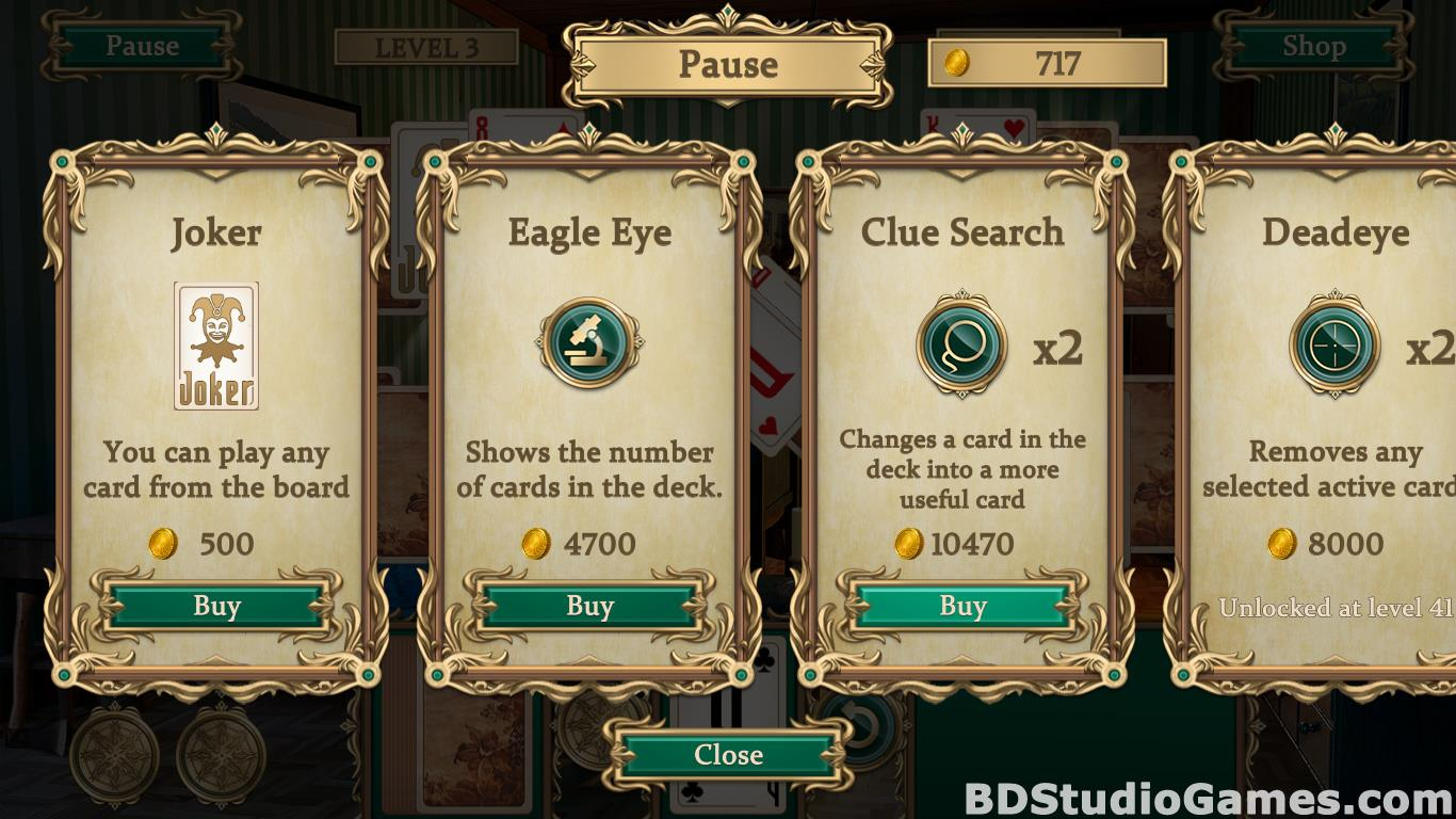 Detective Notes: Lighthouse Mystery Solitaire Free Download Screenshots 12