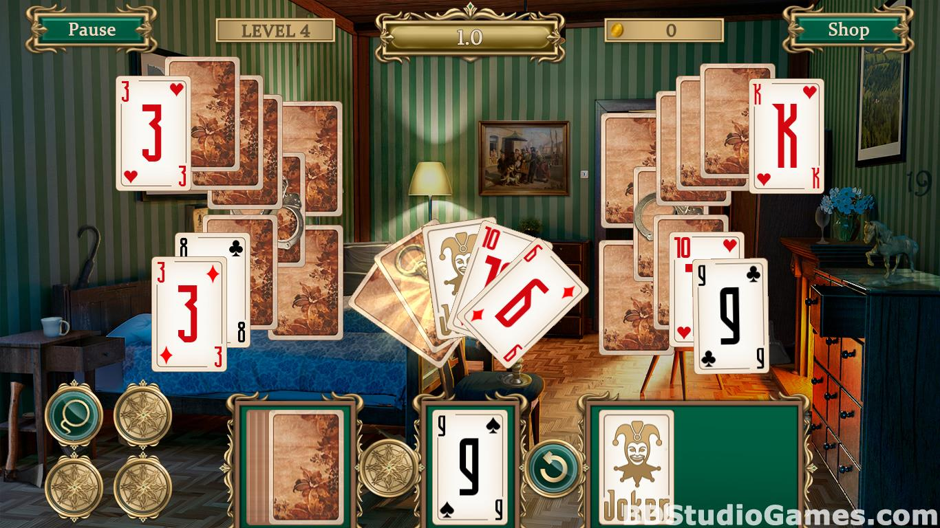 Detective Notes: Lighthouse Mystery Solitaire Free Download Screenshots 14