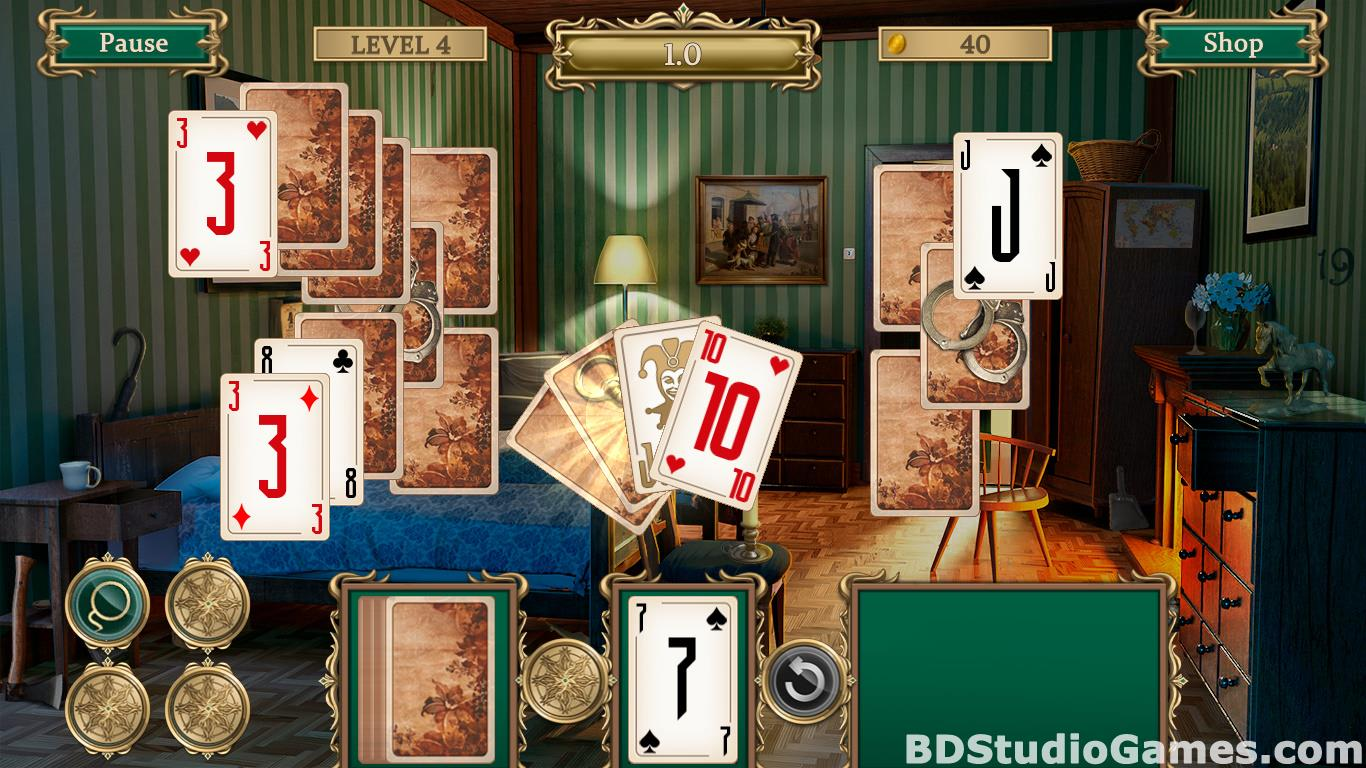 Detective Notes: Lighthouse Mystery Solitaire Free Download Screenshots 15
