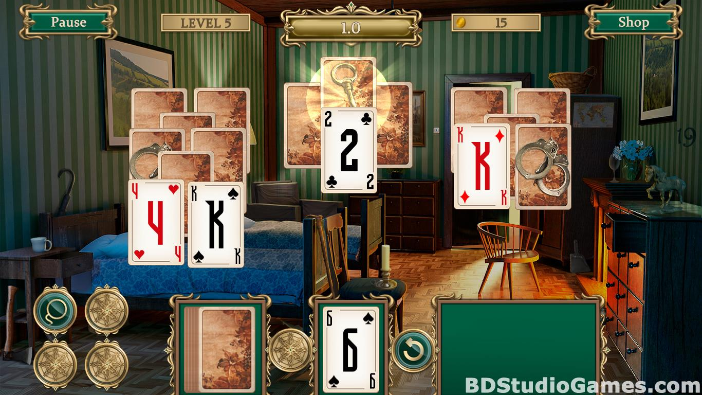 Detective Notes: Lighthouse Mystery Solitaire Free Download Screenshots 16