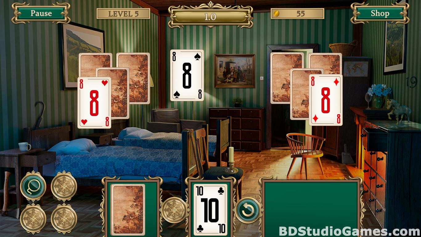 Detective Notes: Lighthouse Mystery Solitaire Free Download Screenshots 17