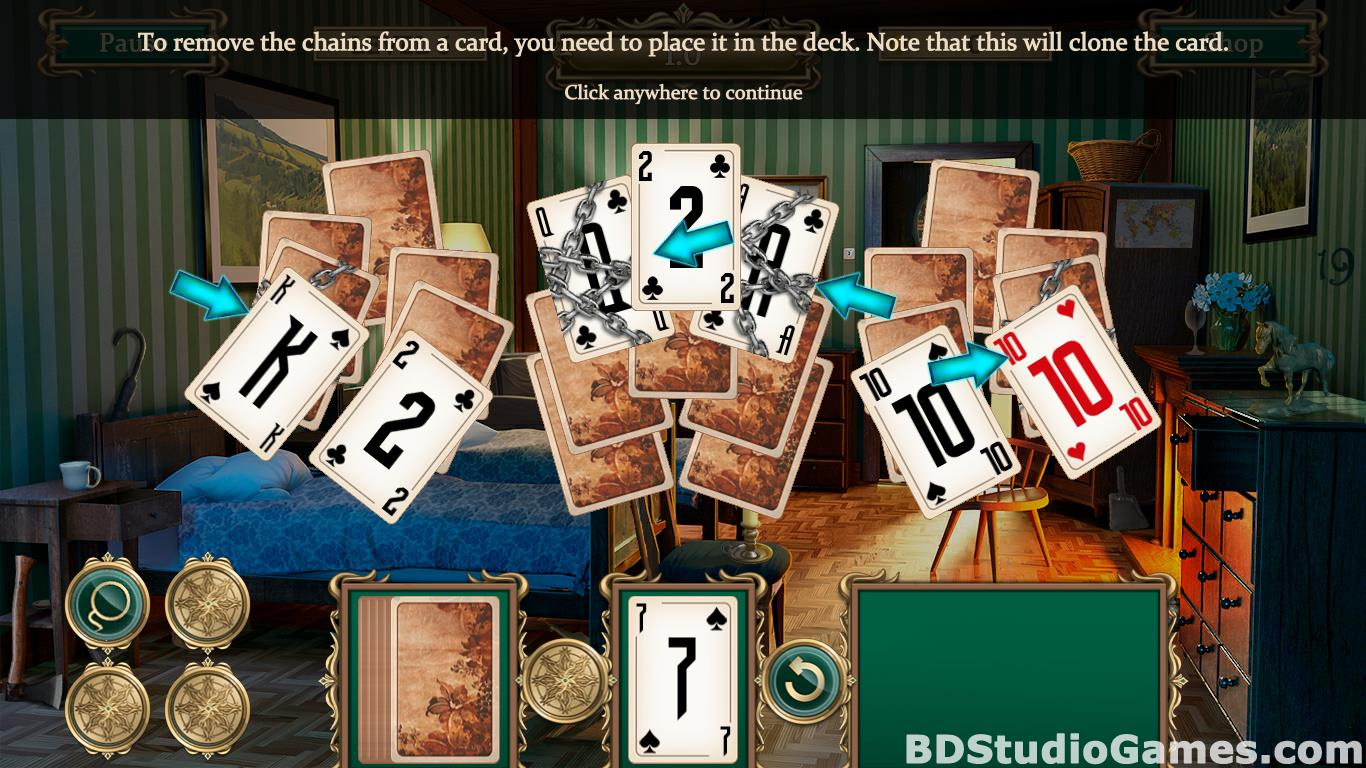 Detective Notes: Lighthouse Mystery Solitaire Free Download Screenshots 18