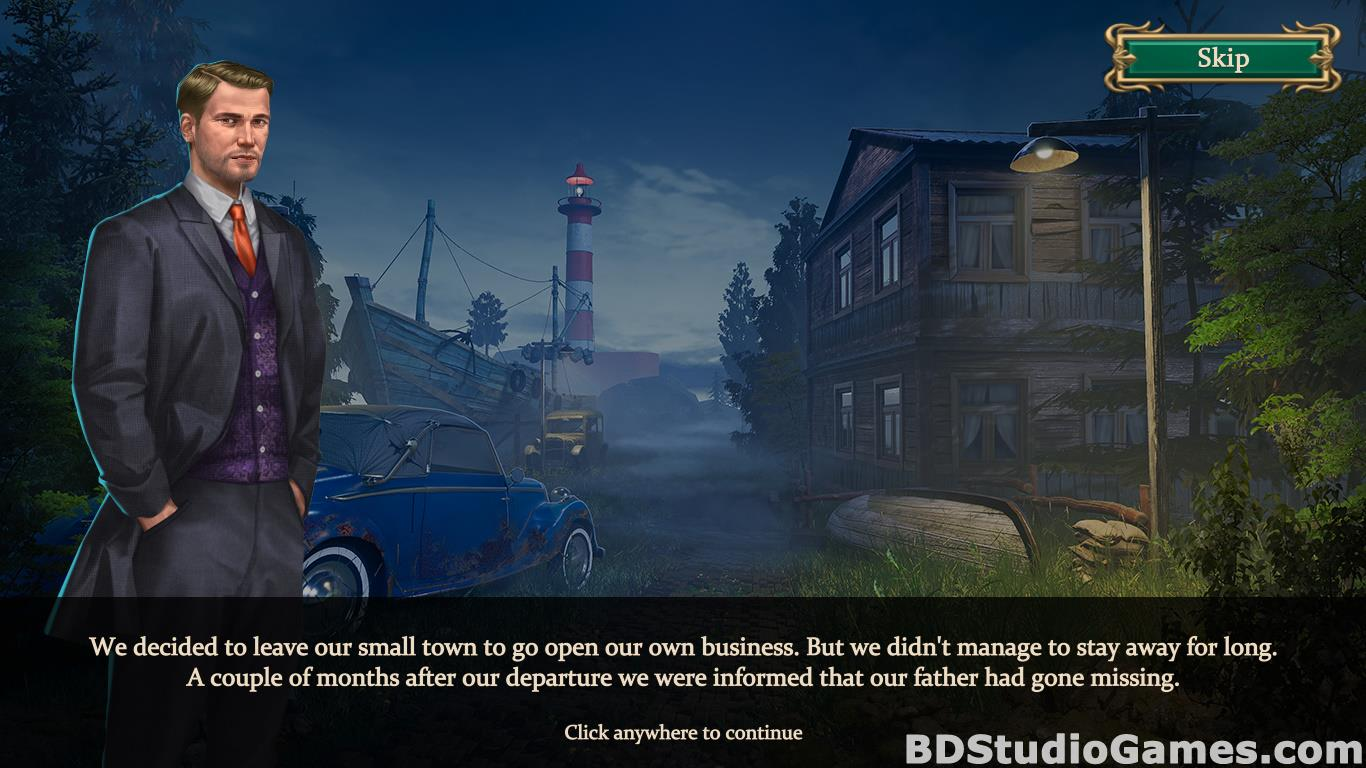 Detective Notes: Lighthouse Mystery Solitaire Free Download Screenshots 04