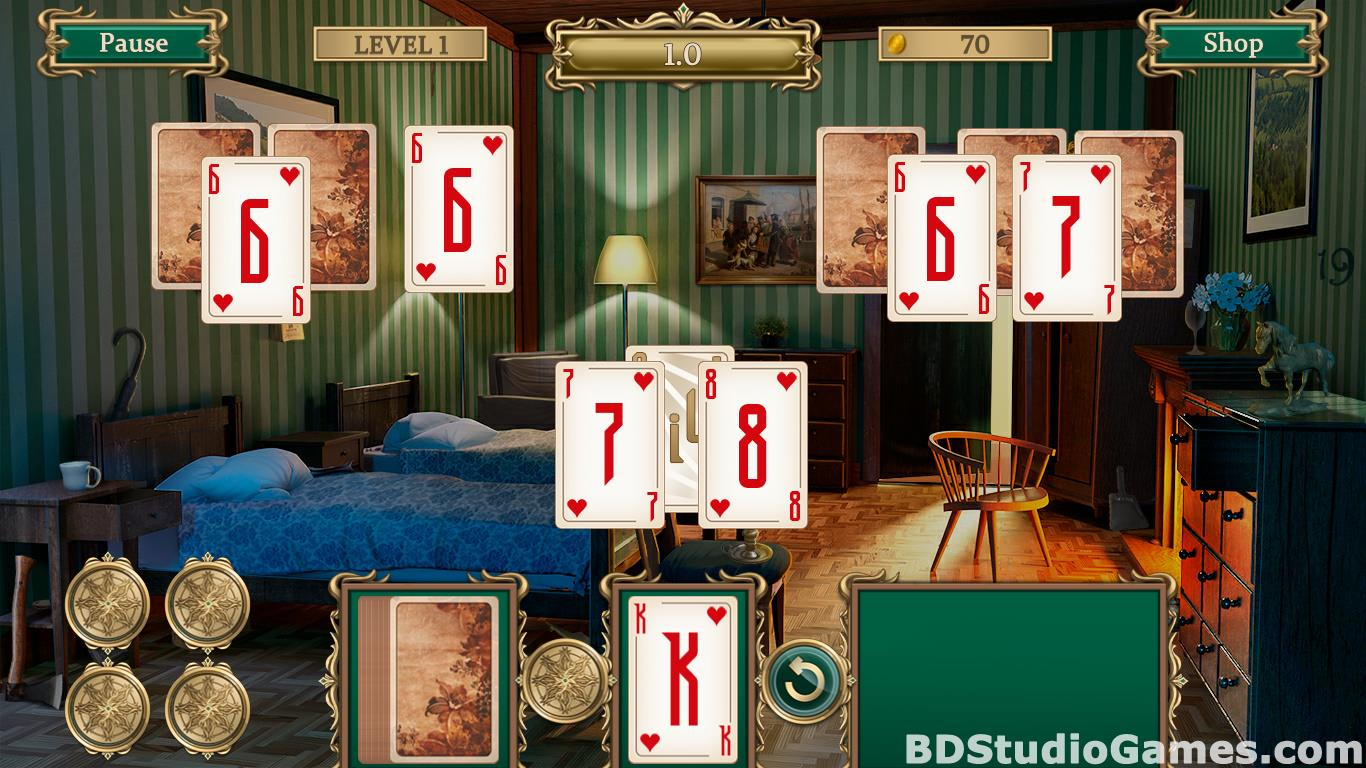 Detective Notes: Lighthouse Mystery Solitaire Free Download Screenshots 08