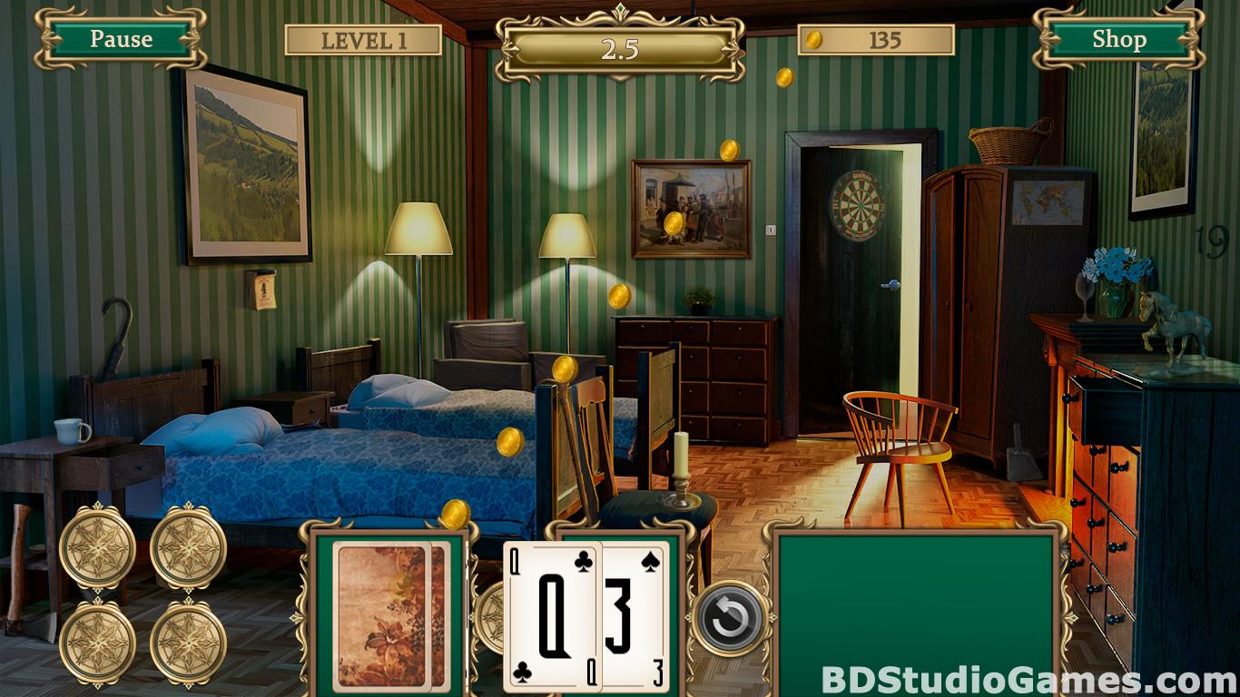 Detective Notes: Lighthouse Mystery Solitaire Free Download Screenshots 09