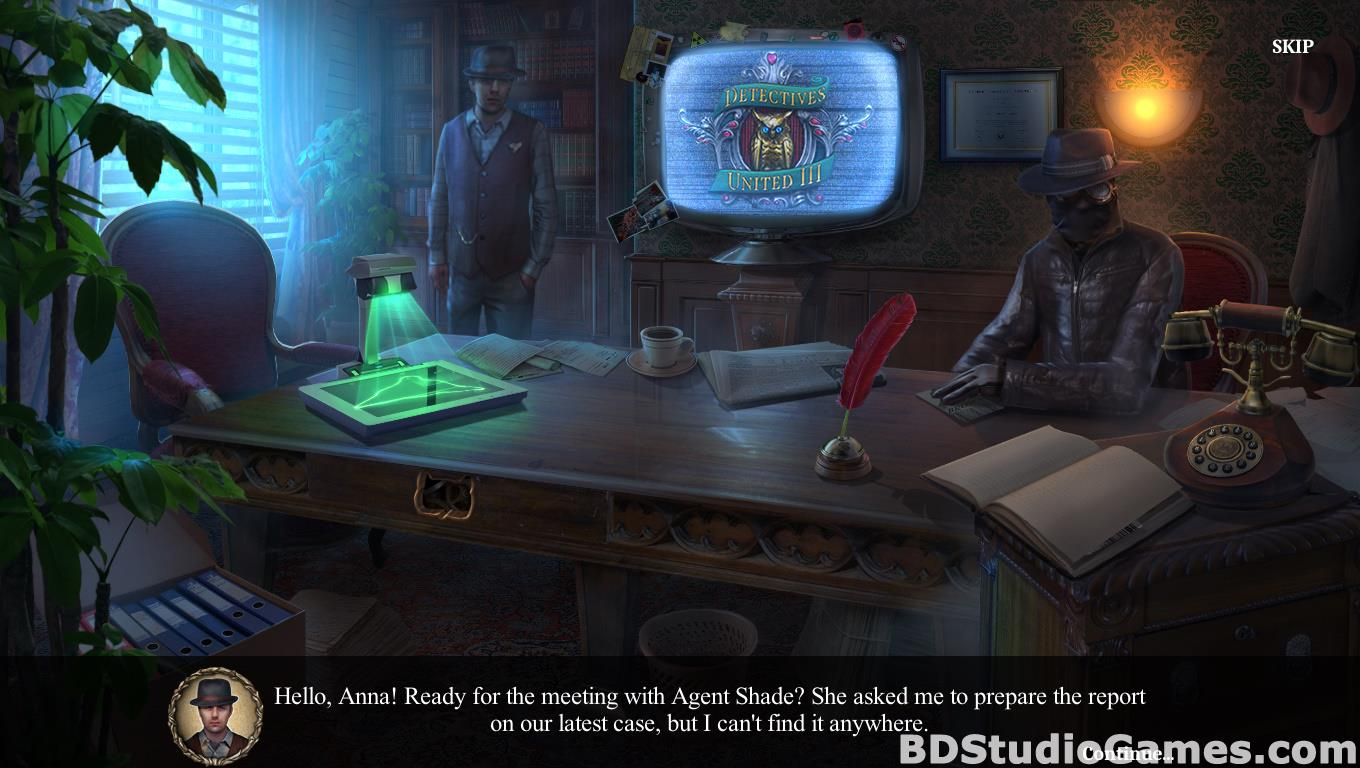 Detectives United: Timeless Voyage Collector's Edition Free Download Screenshots 03