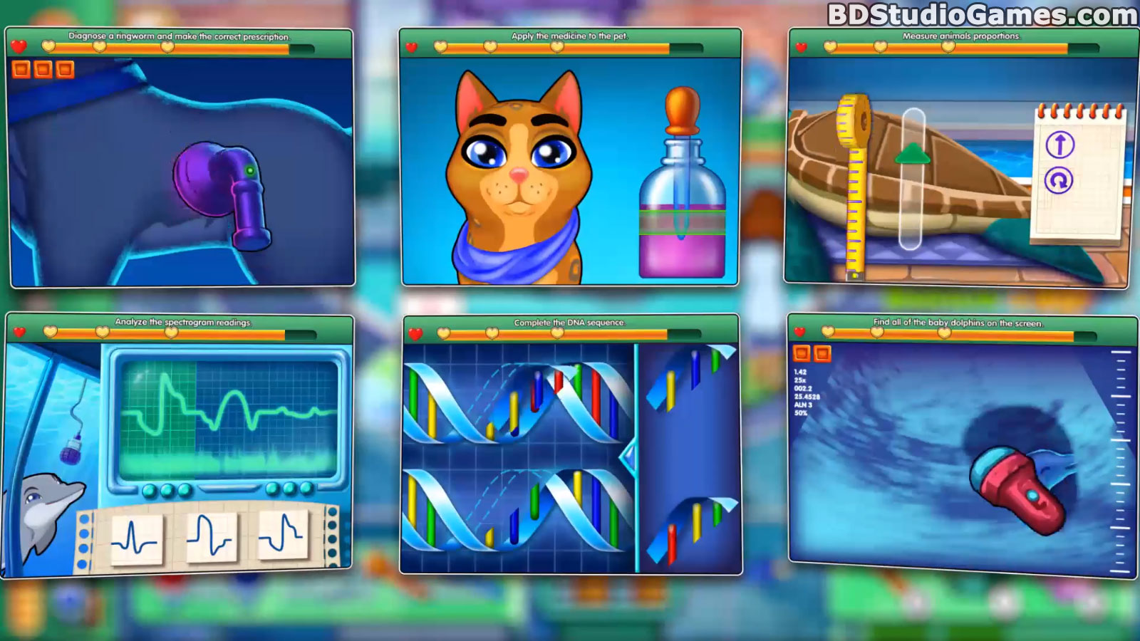 Dr. Cares: Family Practice Collector's Edition Free Download Screenshots 5