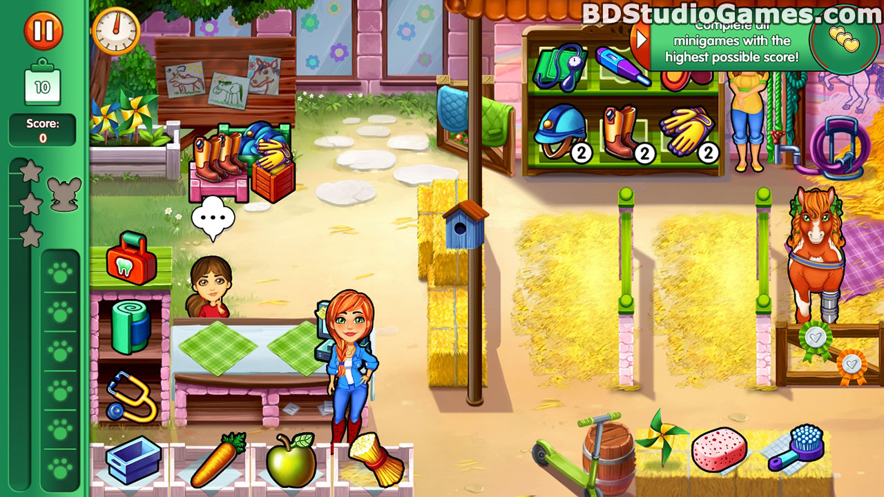 Dr. Cares: Family Practice Collector's Edition Free Download Screenshots 8