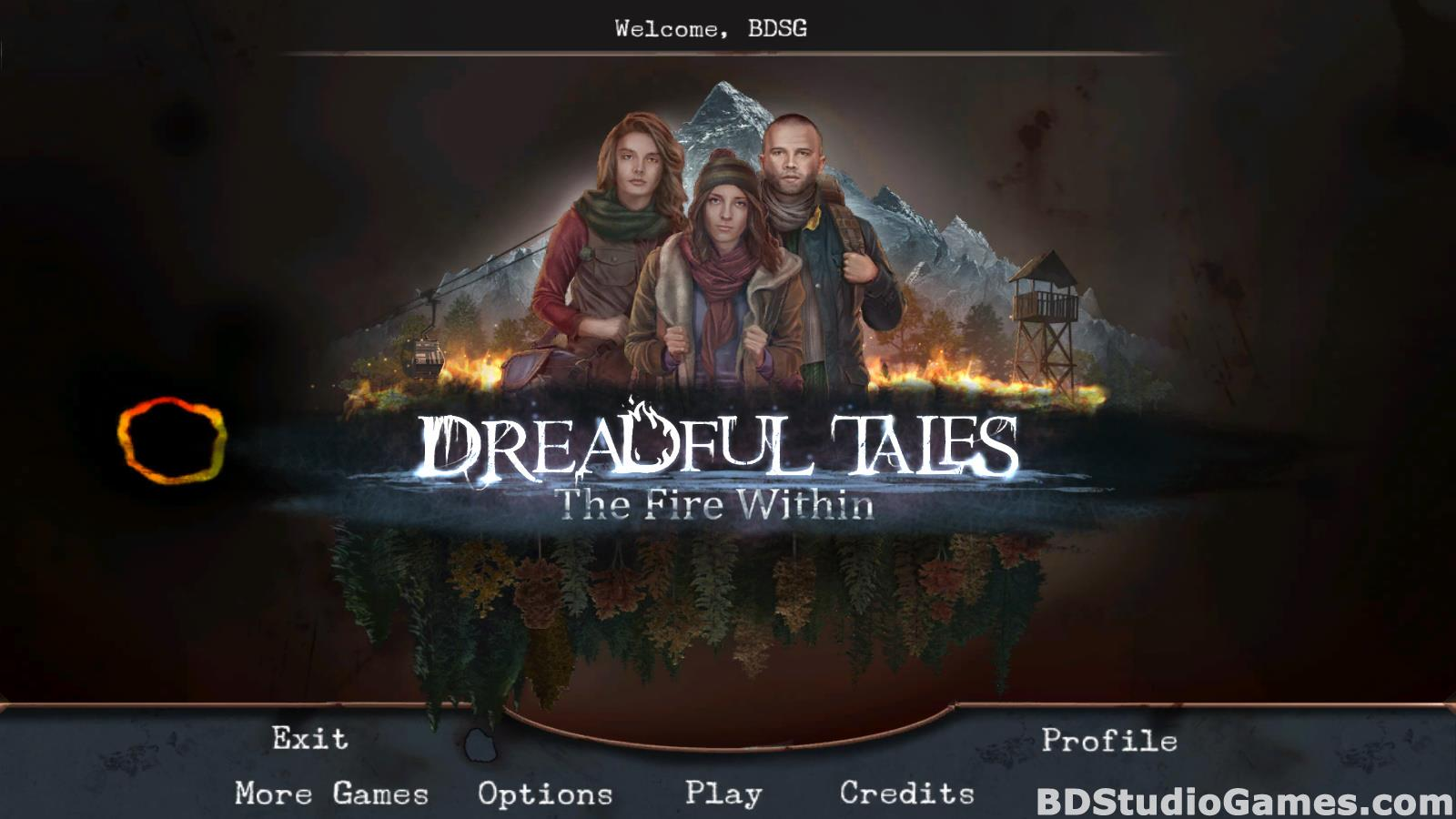 Dreadful Tales: The Fire Within Collector's Edition Free Download Screenshots 01