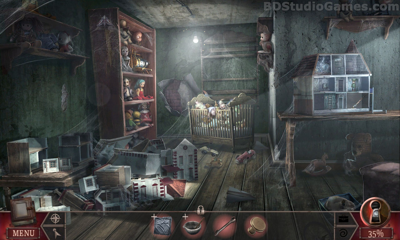 Dreadful Tales: The Space Between Collector's Edition Free Download Screenshots 11