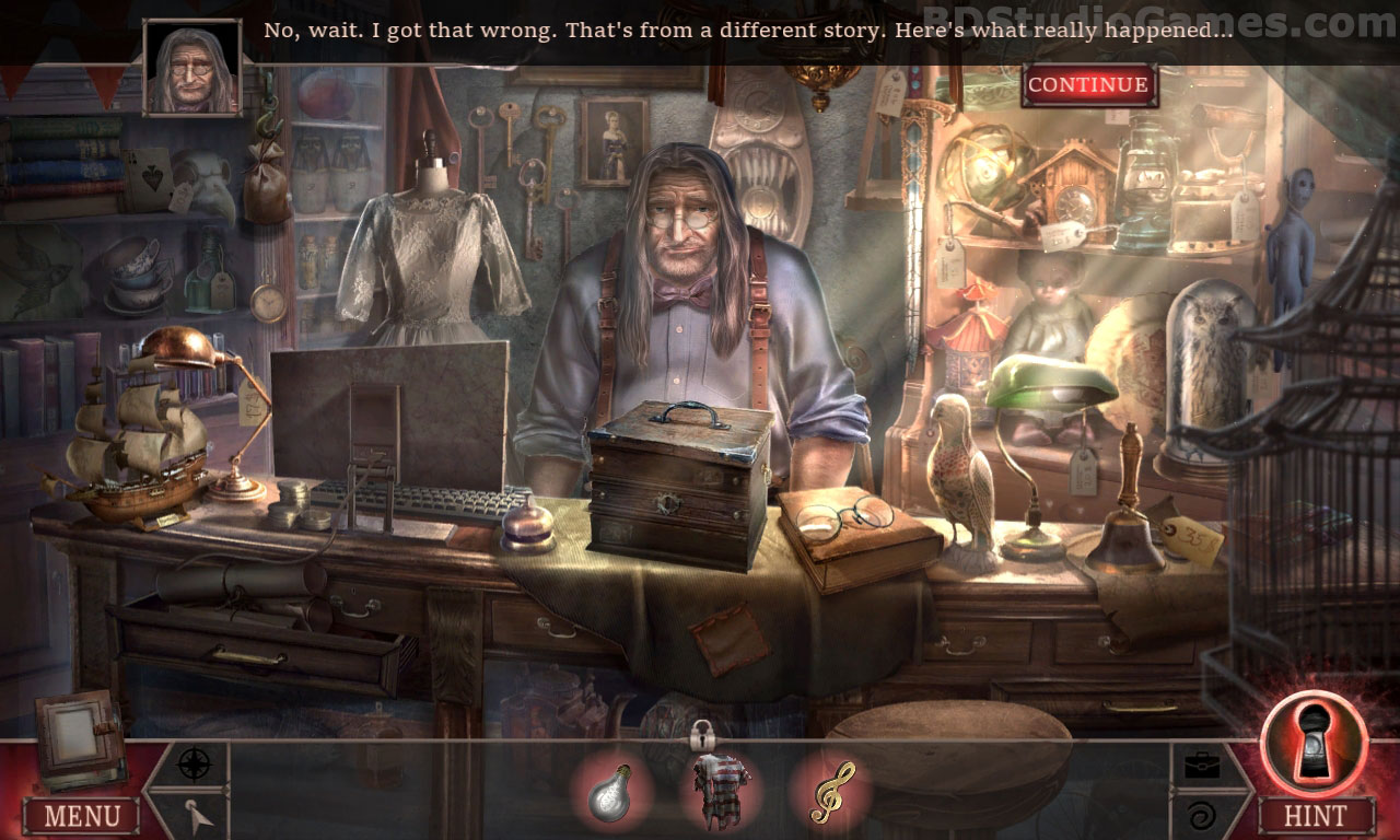 Dreadful Tales: The Space Between Collector's Edition Free Download Screenshots 12