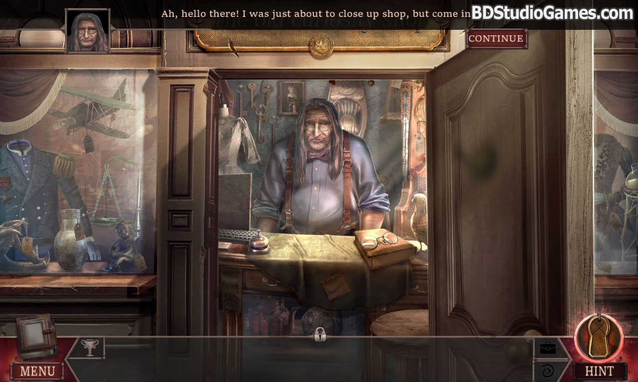 Dreadful Tales: The Space Between Collector's Edition Free Download Screenshots 2