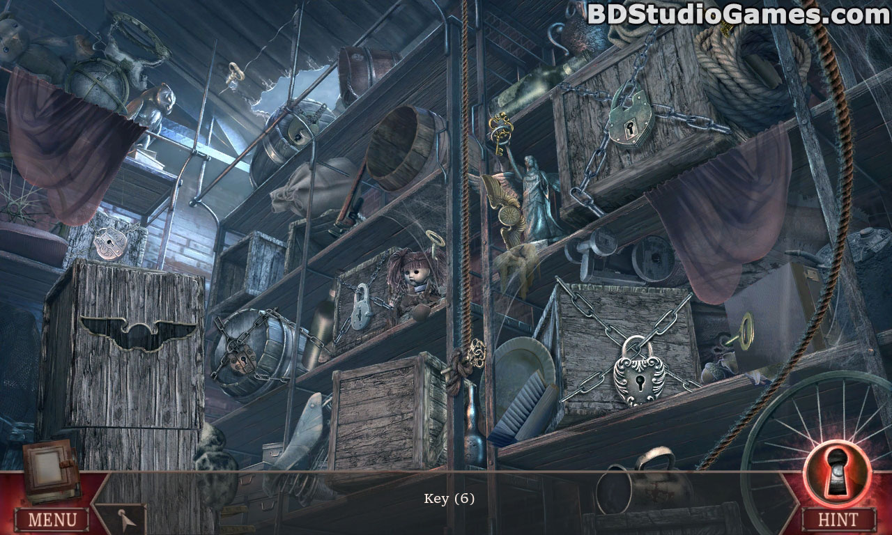 Dreadful Tales: The Space Between Collector's Edition Free Download Screenshots 8