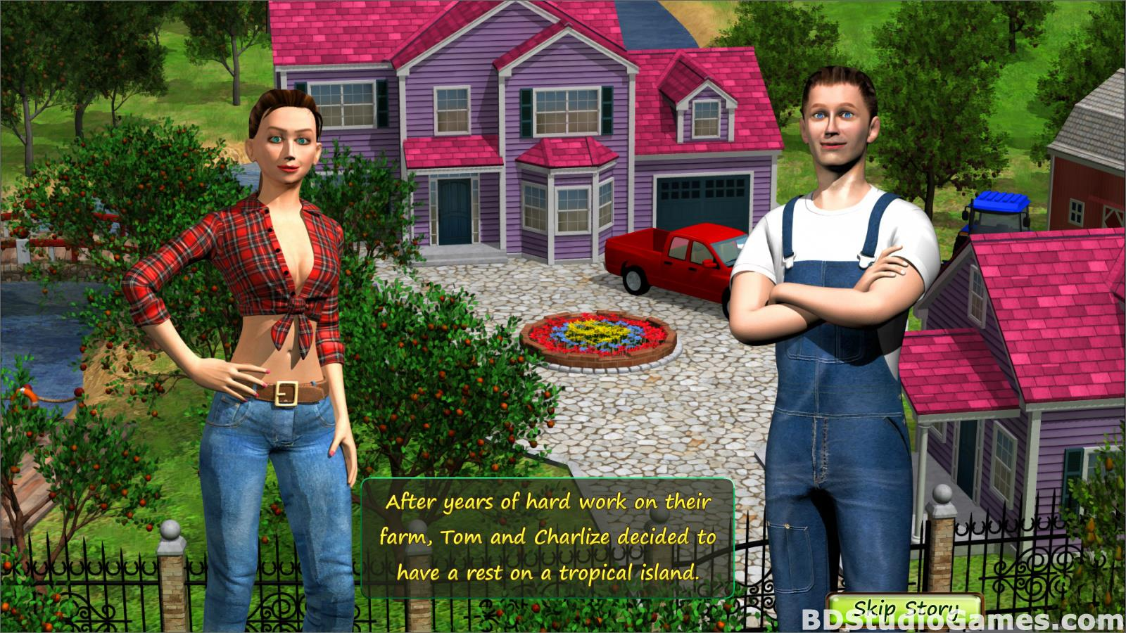 Dream Fruit Farm 2 Game Download Screenshots 02