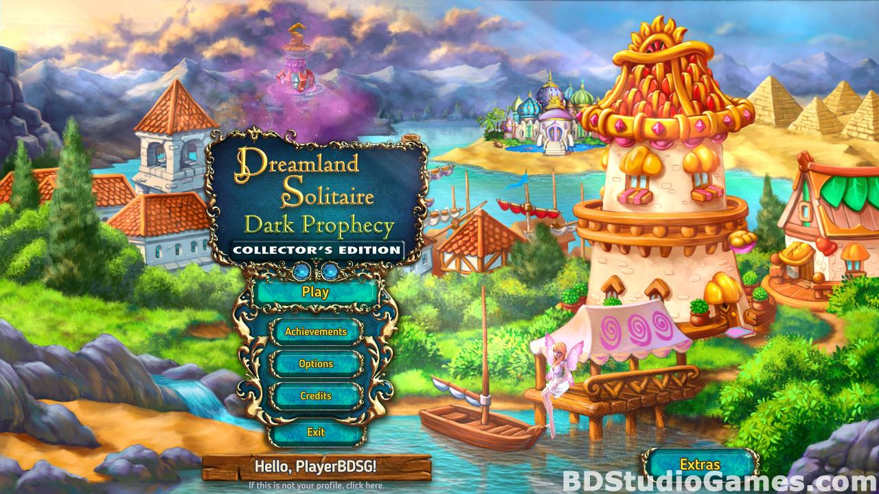 Dreamland Solitaire: Dark Prophecy Collector's Edition Free Download Screenshots 01