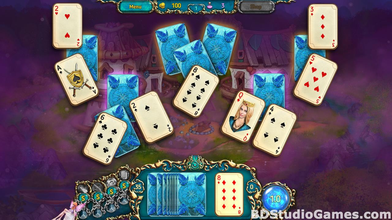 Dreamland Solitaire: Dark Prophecy Collector's Edition Free Download Screenshots 11