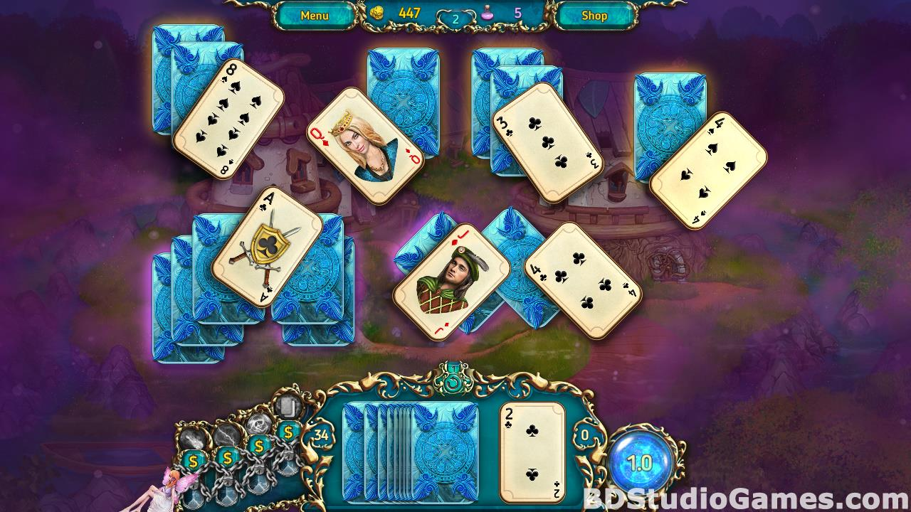 Dreamland Solitaire: Dark Prophecy Collector's Edition Free Download Screenshots 12