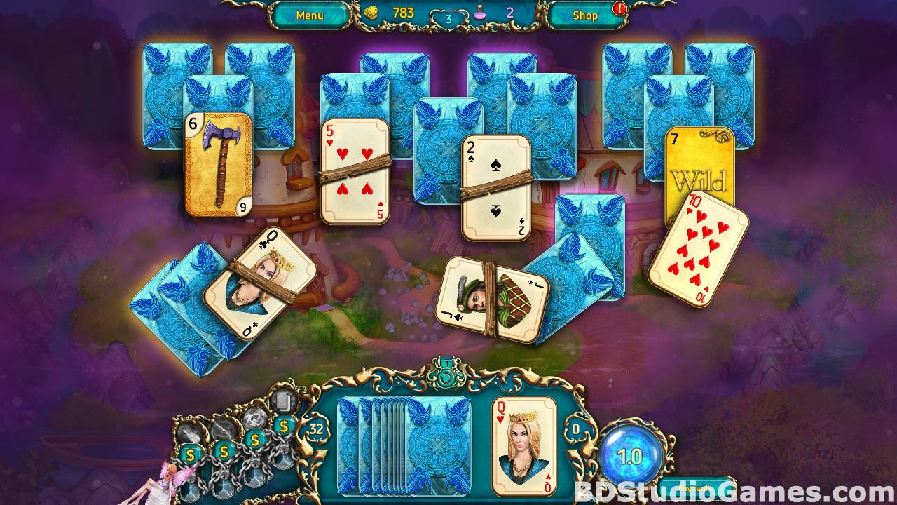 Dreamland Solitaire: Dark Prophecy Collector's Edition Free Download Screenshots 14