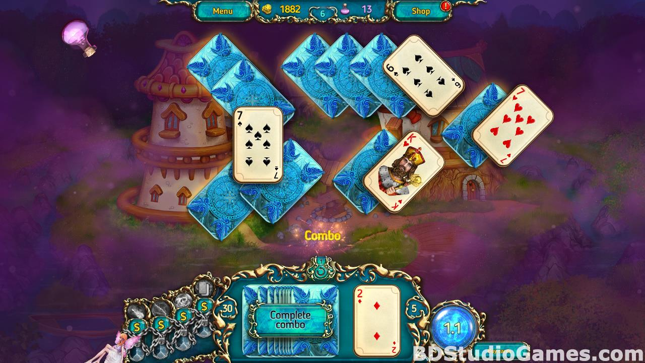 Dreamland Solitaire: Dark Prophecy Collector's Edition Free Download Screenshots 15