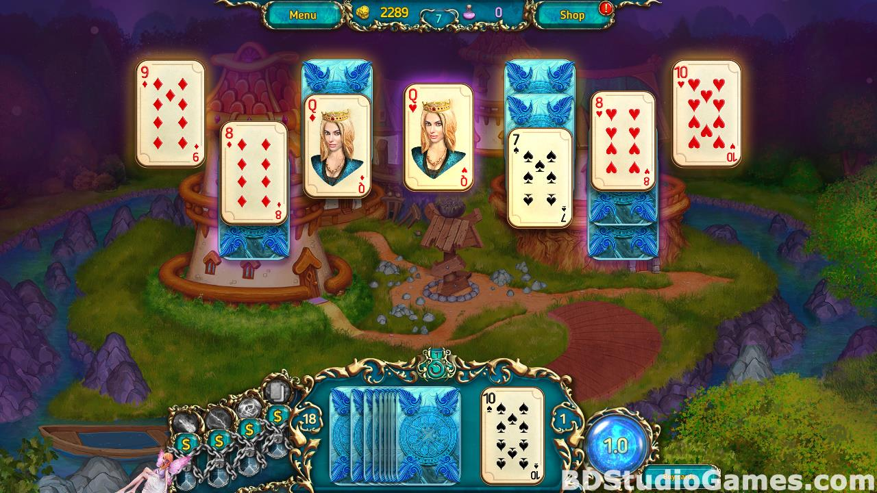 Dreamland Solitaire: Dark Prophecy Collector's Edition Free Download Screenshots 17